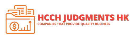 HCCH Judgments HK